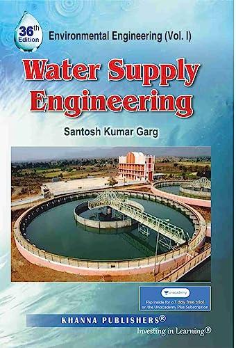 WATER SUPPLY ENGINEERING: Garg