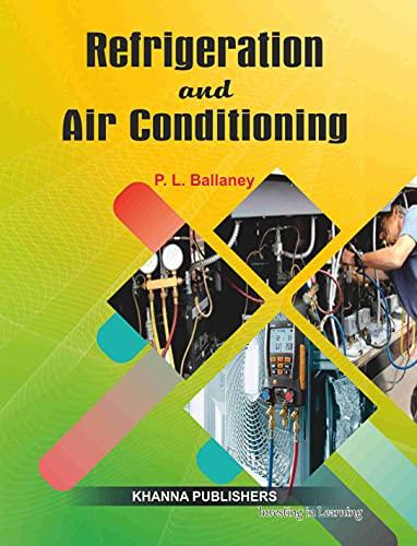 9788174091369: Refrigeration and Airconditioning