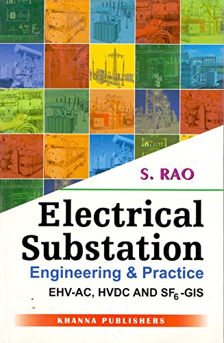 9788174091390: Electrical Substation Engineering & Practice: EHV