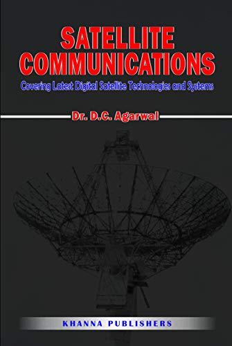 9788174092137: Satellite Communications