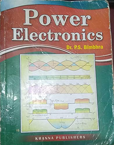 Power Electronics: P.S. Bimbhra