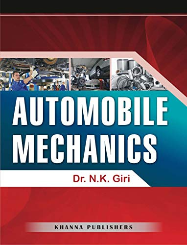 9788174092168: Automobile Mechanics