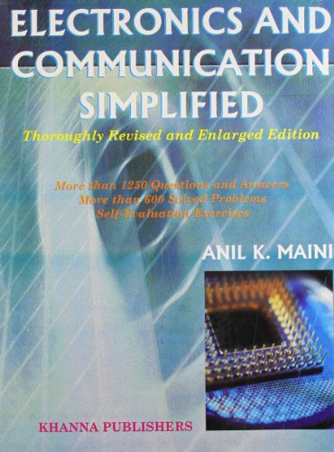 9788174092175: Electronics & Communication Simplified