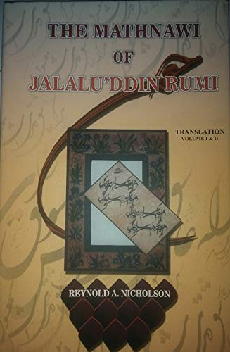 9788174351586: The Mathnawi Of Jalaluddin Rumi Tr. & Com.