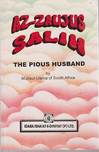 The Pious Husband (Az Zaujus Salih): Ulama M.