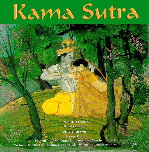 Kama Sutra: Alka Pande (Intro.) & Lance Dane (Photo.)