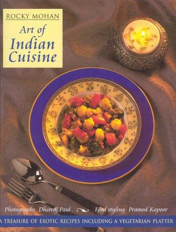 9788174360830: Art of Indian Cuisine