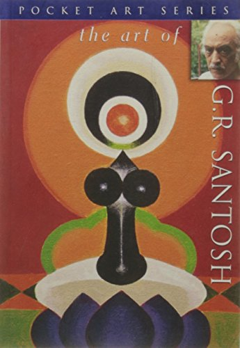 9788174361417: The Art of G.R.Santosh (Pocket art series)