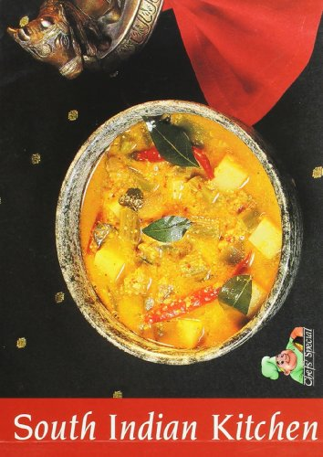 South Indian Kitchen Vegetarian (Series: Chefs` Special): Master Chefs of India