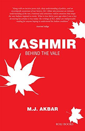 Kashmir: Behind the Vale: M.J. Akbar