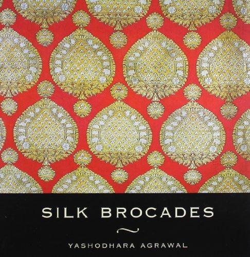 9788174362582: Silk Brocades (India Crest)