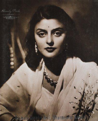 Rajmata Gayatri Devi: Enduring Grace: Dharmendar Kanwar