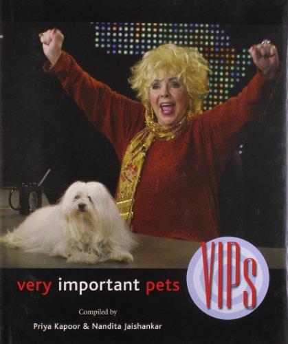 VIPS: Very Important Pets: Priya Kapoor, Nandita