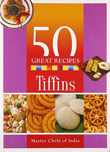 50 Great Recipes Tiffins: MASTER CHEFS OF