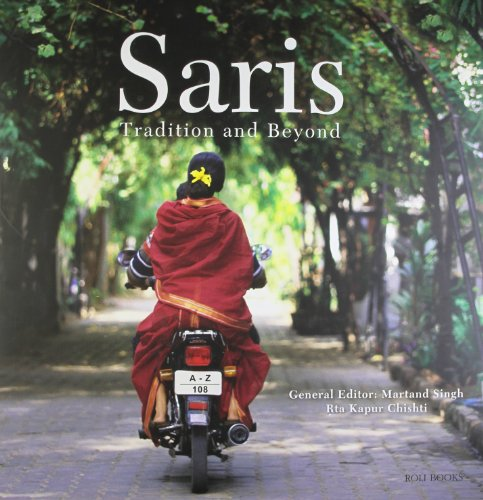 9788174363749: Saris: Tradition and Beyond