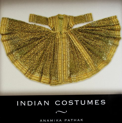 Indian Costumes: Anamika Pathak