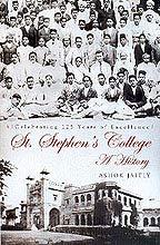 9788174364432: St. Stephen's College