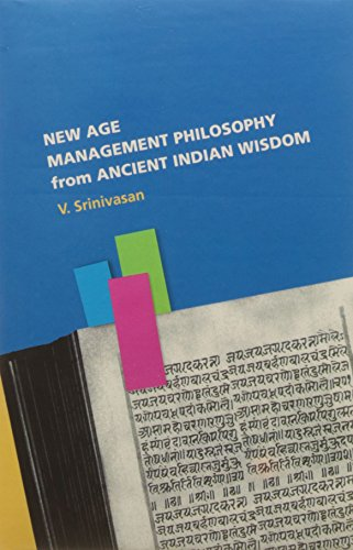 9788174364739: New Age Management Philosophy from Ancient Indian Wisdom