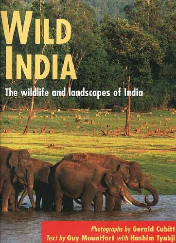 9788174365859: Wild India - The Wild Life and Landscapes of India