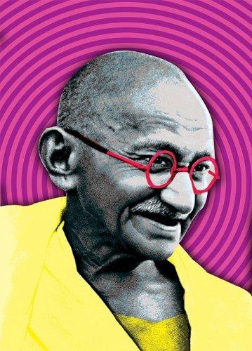 Mahatma Cool: Mohandas Gandhi Journal (ICONoclastic)