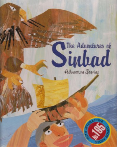 9788174366832: The Adventures of Sinbad, Adventure Stories (For Use with Rs195 Interactive Story Board)