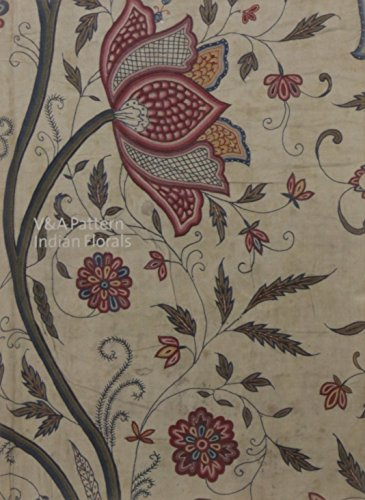 V&A Pattern: Indian Florals: Rosemary Crill