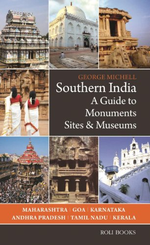 9788174369208: Southern India: A Guide to Monuments Sites & Museums
