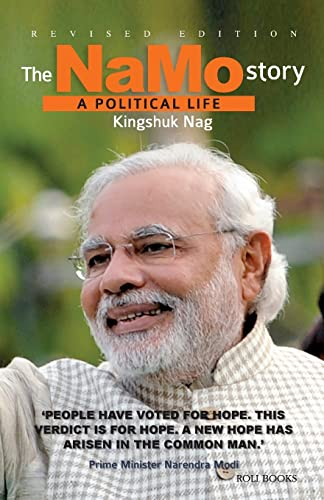 9788174369383: The Namo Story A Political Life