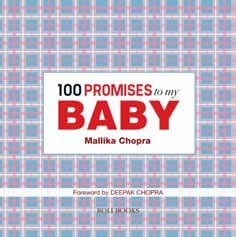 9788174369543: 100 Promises to My Baby