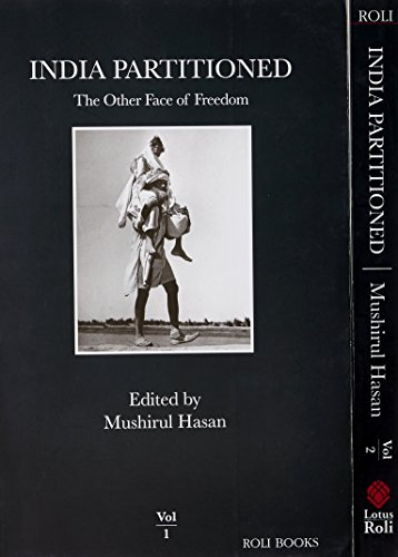 9788174369550: India Partitioned: The Other Face of Freedom