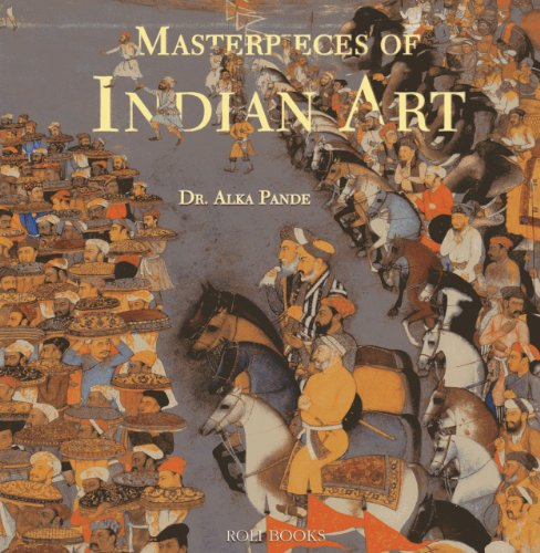 9788174369604: Masterpieces of Indian Art