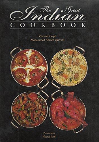 The Great Indian Cookbook: Vincent Joseph