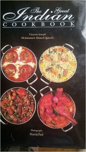 The Great Indian Cookbook (Chefs Special S.): Vincent Joseph