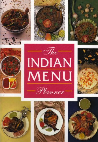 The Indian Menu Planner: 12 Celebrated Chefs Welcomgroup Maurya Sheraton