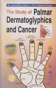 9788174455352: The Study of Palmar Dermatoglyphics and Cancer