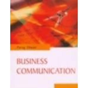 Business Communication: Parag Diwan