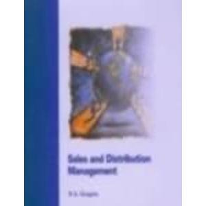 9788174461834: Sales and Distribution Management
