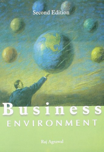 Business Environment: Raj Agrawal