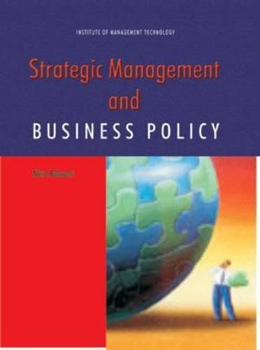 Strategic Management and Business Policy: Nitin Balwani