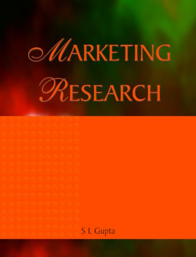 9788174463456: Marketing Research