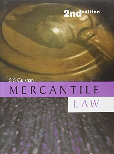 9788174463685: Mercantile Law
