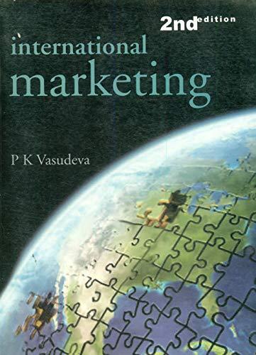 9788174463876: International Marketing