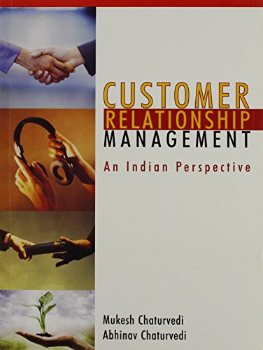 9788174464569: Customer Relationship Management: An India Perspective