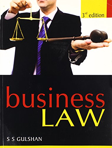 Business Law (Paperback): S.S. Gulshan