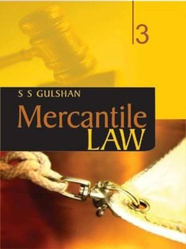 Mercantile Law (Third Edition): S.S. Gulshan