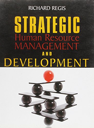 9788174465924: Strategic Human Resource Management and Development