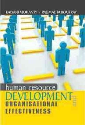 9788174467317: Human Resource Development and Organisational Effectiveness