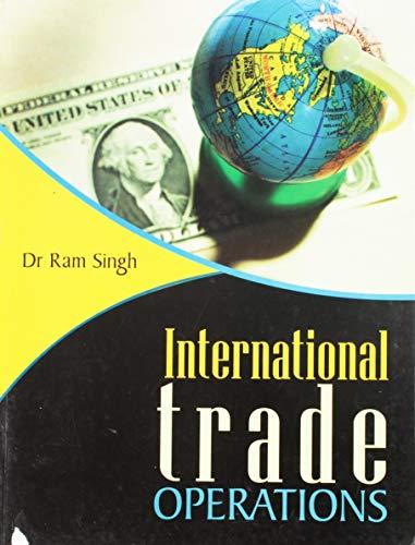 9788174467355: International Trade Operations