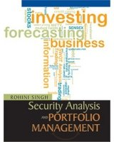Security Analysis and Portfolio Management (8174467483) by Rohini Singh
