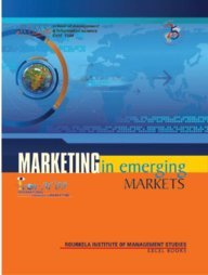 9788174467584: Marketing in Emerging Markets
